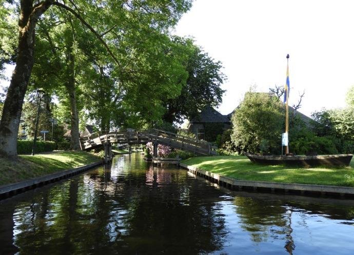 Dorpsgracht, Giethoorn