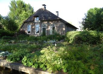 Huis aan de Dorpsgracht