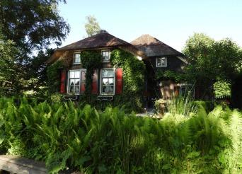 Huis aan Dorpsgracht, Giethoorn